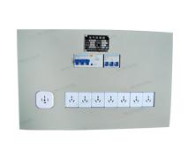 人防插座箱为西京医院提供安全保障