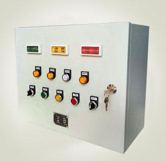 风机联动智能型人防控制箱
