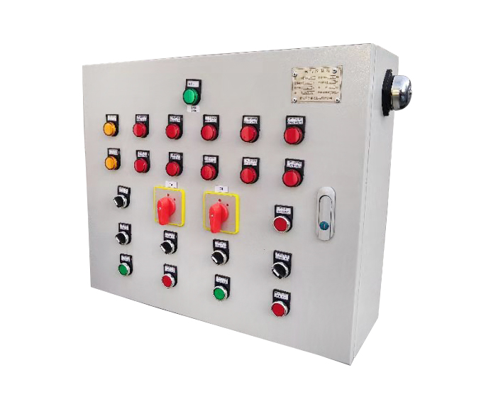 DXKL型人防柴油发电站控制室联络信号箱